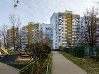 район Марьино, Мячковский бульвар, дом 8 к.3. многоквартирный дом