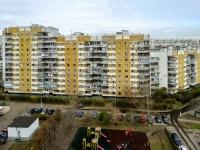 район Марьино, Мячковский бульвар, дом 8 к.4. многоквартирный дом