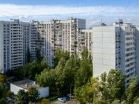 район Марьино, Мячковский бульвар, дом 9. многоквартирный дом