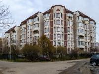 район Марьино, Мячковский бульвар, дом 10 к.1. многоквартирный дом