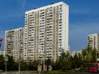 район Марьино, Мячковский бульвар, дом 11. многоквартирный дом