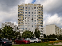 ,  , house 19 к.1. Apartment house