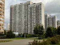 район Марьино, Перервинский бульвар, дом 7 к.2. многоквартирный дом