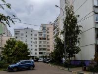район Марьино, Перервинский бульвар, дом 14 к.3. многоквартирный дом