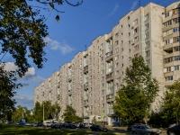 район Марьино, улица Донецкая, дом 1. многоквартирный дом
