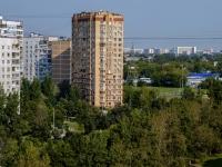 район Марьино, улица Донецкая, дом 2. многоквартирный дом