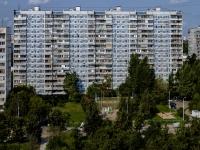район Марьино, улица Донецкая, дом 4. многоквартирный дом