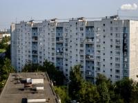 район Марьино, улица Донецкая, дом 7. многоквартирный дом