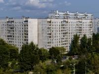 район Марьино, улица Донецкая, дом 8. многоквартирный дом