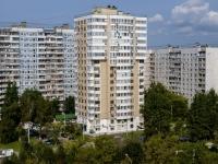 район Марьино, улица Донецкая, дом 10 к.1. многоквартирный дом