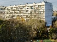 район Марьино, улица Донецкая, дом 15. многоквартирный дом