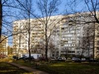 район Марьино, улица Донецкая, дом 18 к.3. многоквартирный дом