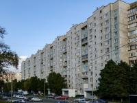 район Марьино, улица Донецкая, дом 19. многоквартирный дом
