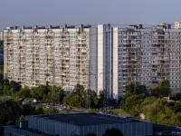 район Марьино, улица Маршала Голованова, дом 1. многоквартирный дом