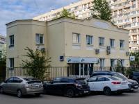 """район Марьино, улица Маршала Голованова, дом 1 к.2. медицинский центр """"Медси"""""""