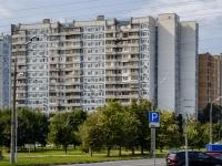 район Марьино, улица Маршала Голованова, дом 2. многоквартирный дом