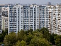 район Марьино, улица Маршала Голованова, дом 4А. многоквартирный дом