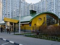 """район Марьино, улица Маршала Голованова, дом 12 к.1. бассейн """"Марьино"""""""