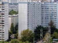 район Марьино, улица Маршала Голованова, дом 14. многоквартирный дом