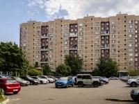 район Марьино, улица Маршала Голованова, дом 17. многоквартирный дом