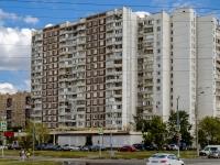 район Марьино, улица Маршала Голованова, дом 19. многоквартирный дом