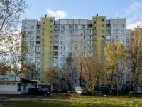 Марьино район, улица Перерва, дом 6. многоквартирный дом