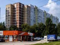 Марьино район, улица Перерва, дом 10. многоквартирный дом