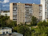 Марьино район, улица Перерва, дом 20. многоквартирный дом