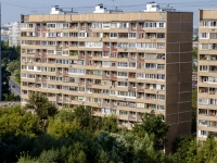 Марьино район, улица Перерва, дом 24. многоквартирный дом