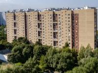 Марьино район, улица Перерва, дом 26 к.1. многоквартирный дом