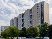 Марьино район, улица Перерва, дом 26 к.2. многоквартирный дом