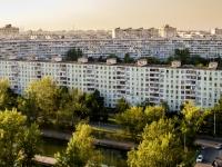 район Марьино, Новочеркасский бульвар, дом 1. многоквартирный дом