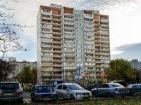 район Марьино, Новочеркасский бульвар, дом 3. многоквартирный дом