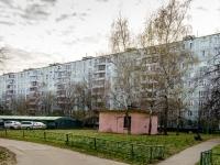 район Марьино, Новочеркасский бульвар, дом 4. многоквартирный дом