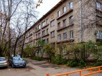 Нижегородский район, улица Подъёмная, дом 10. многоквартирный дом