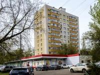Нижегородский район, улица Рогожский посёлок, дом 3. многоквартирный дом