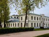 Нижегородский район, улица Рогожский посёлок, дом 29 с.7. офисное здание
