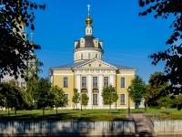 Нижегородский район, улица Рогожский посёлок, дом 29. собор Покровский Кафедральный Собор