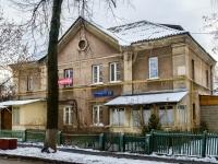 Печатники район, проезд 1-й Курьяновский, дом 5. многоквартирный дом