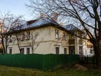 Печатники район, проезд 1-й Курьяновский, дом 10. многоквартирный дом