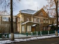 Печатники район, проезд 1-й Курьяновский, дом 11. многоквартирный дом