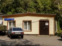 Печатники район, проезд 1-й Курьяновский, дом 12. офисное здание