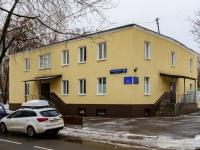 Печатники район, проезд 1-й Курьяновский, дом 16. спортивная школа №64