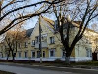 район Печатники, улица 1-я Курьяновская, дом 3. многоквартирный дом