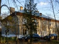район Печатники, улица 1-я Курьяновская, дом 4. многоквартирный дом