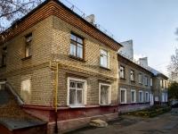 район Печатники, улица 1-я Курьяновская, дом 6. многоквартирный дом