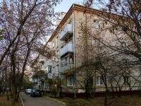 район Печатники, улица 1-я Курьяновская, дом 6Б. многоквартирный дом