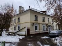 район Печатники, улица 1-я Курьяновская, дом 11. многоквартирный дом