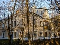 район Печатники, улица 1-я Курьяновская, дом 12. многоквартирный дом