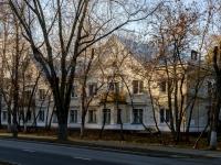 район Печатники, улица 1-я Курьяновская, дом 14. многоквартирный дом